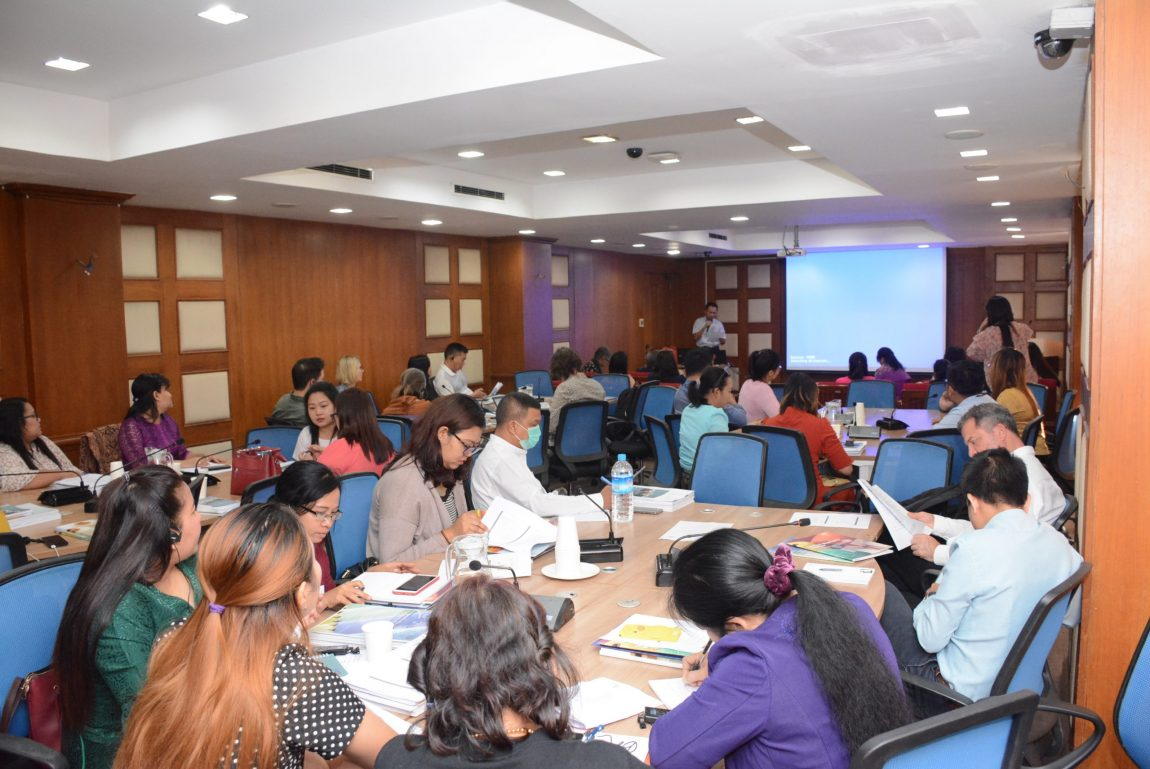 Launching Four New Products for MGMA' Members in corporation with ILO